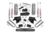 Rough Country 6 Lift Kit W/stabilizer For 80-96 4wd Ford F-150/bronco 470.20