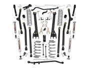 4 X-series Long Arm Lift For 04-06 Jeep Tj Wrangler Unlimited 63830