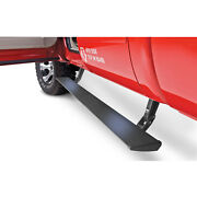 Amp Research 76235-01a Black Powerstep Plug-n-play Nerf Bars For Ford Super Duty