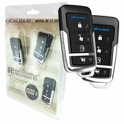 Plug And Play Remote Start And Keyless Entry 2010-2014 Ford Mustang Key Start