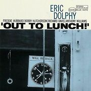 Eric Dolphy - Out To Lunch New Cd