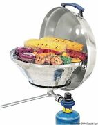Magma Stainless Steel Gas Barbecue With Aluminium Gas Tank Pressure Adjuster