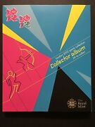 Complete Set 29 Coins Royal Mint 2012 London Olympics Sports Collection Album