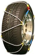 165/70-15 165/70r15 Tire Chains High Volt Z Cable Traction Passenger Truck Suv
