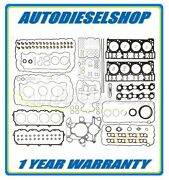 03-04.5 Ford 6.0l Powerstroke Excursion Mahle Full Engine Gasket Set 18mm