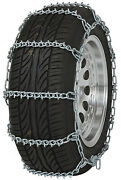 225/75-14 225/75r14 Tire Chains V-bar Link Snow Traction Passenger Vehicle Car