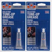 2 New Permatex 81150 Dielectric Tune-up Grease Lube Lubricant Oil 0.33 Ounces