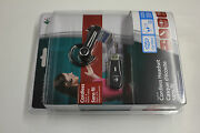 Brand New Logitech Cordless Bluetooth Headset With Usb Adapter For Moblile And Pc