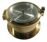 Victory Ba1486 4 Brass Barometer/thermometer Admiral 135-224