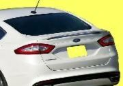 Unpainted Grey Primer Fits Ford Fusion 4dr 2013-2019 Spoiler New