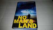John Puller No Manand039s Land By David Baldacci 2016 Hardcover Signed 1st/1st
