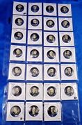 First 27 Presidents Of Usa Presidential Political Pin Pinback Button Very Rare