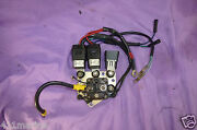 1999 Mercury 135 Hp Optimax Solenoid Assembly With 12 V Relays