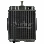 Made To Fit Ford New Holland Tractor Radiator 16 X 18 X 2 E4nn8005aa 4610