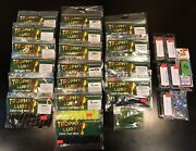 Smallmouth Bass Tackle Pack - Premium Quality 214 Piece Fishing Lure Kit