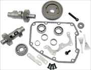 Sands Cycle 570 Ez Easy Start Gear Drive Cams .570 Lift Harley Twin Cam 99-06