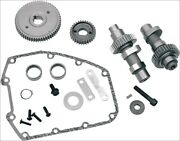 Sands Cycle 570g Grind Gear Drive Cam Gears Kit .570 Lift Harley Twin Cam 07-16