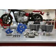 Sands Cycle 330-0665 Power Package 100 Black Big Bore Kit W/ 585 Gear Cams 99-06