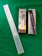 Longoni Murano Clear Handgrip Smooth Silicone Billiard And Pool Cue Grip / Wrap