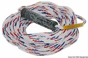 Osculati Tow Rope For Inflatables 23m