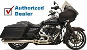 4 Bassani Road Rage 3 Iii Stainless Steel 2 Into 1 Exhaust Pipe Harley Touring