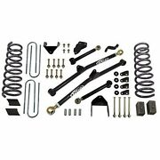 Fit 03-07 Only Ram Diesel 25/3500 4wd Tough Country Ez-ride 4.5 Long Arm Lift1