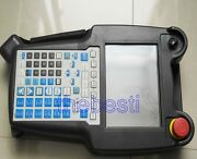1 Pc Used Fanuc A05b-2518-c203esw Robot Teach Pendant In Good Condition