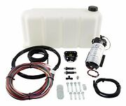 Aem V2 Multi-input 5 Gallon Diesel Water/meth Injection Fits Dodge Ford Chevy..