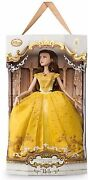Disney Beauty And The Beast Live Action Belle Le Doll 17 Limited Edition Emma