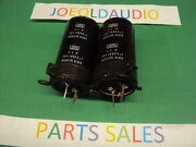 Lafayette Lr-5555a Filter Capacitors 50v 10,000uf Tested. Parting Out Lr-5555a
