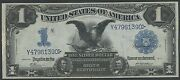 Fr229a 1 1899 Series Silver Certificate Vernon / Mcclung Xf+ Wlm3005