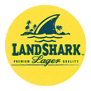 Land Shark Sticker Decal Different Sizes Beer Alcohol Lager Bumper Bar Wall