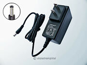 12v Ac Adapter For Crosley Turntable Record Player Power Supply Cord Charger Psu
