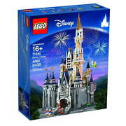 Lego The Disney Castle 71040 - 4080 Pcs [building Toys, Mickey Minnie, Ages 16+]
