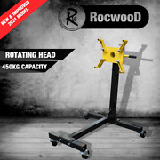 Engine Gearbox Support Stand 1000 Lbs 450kg Heavy Duty Swivel Transmission