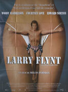 The People Vs. Larry Flynt 1997 French Grande Poster