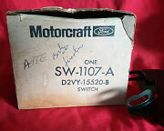 Nos Ford Lincoln D2vy-15520-b Sw-1107-a Reverse Backup Lamp Light Switch