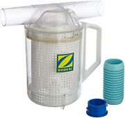 Zodiac Baracuda W26705 In-line Leaf Canister Eater For Swimming Pool Cleaners
