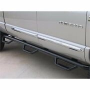 Fits 99-15 Ford Super Duty N-fab Bed Access 6-step Gloss Black Nerf-step Crew8