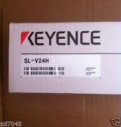 1pcs Keyence Sl-v24h Safety Light Curtains New In Box