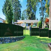 Custom 6and039ft Privacy Screen Fence Green Commercial Windscreen Shade Cover 1-160ft