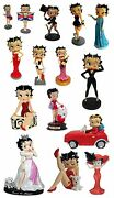 Betty Boop And Baby Boop Figurines - Various Designs - Ideal Gift