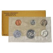 1963-p Proof Set United States Us Mint Original Government Packaging Box