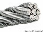 Osculati Wire Rope Aisi 316 133-wire 7 Mm