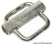 Osculati Stainless Steel Buckle 50 Mm