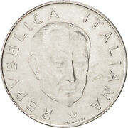 [76650] Italy 100 Lire 1974 Rome Km 102 Ms60-62 Stainless Steel 27.8
