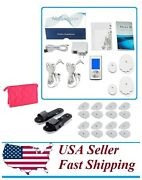 Tens Unit Mini Massager Chronic Pain Relief Therapy Muscles Stimulator 8 Mode G