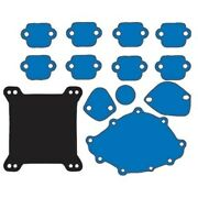 Jaz 730-007-01 Engine Block Off Kits Ford Small Block 4150 Holley Carb