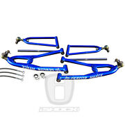 Jd Performance Standard Travel A-arms Brake Lines And Clamps Yamaha Yfz 450 '06+