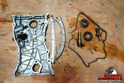 Oem K20a 03-07 Honda Accord 04-08 Acura Tsx Cl9 2.0l Euror Timing Cover W/ Chain